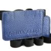 Blue Weight Lifting Grips