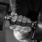 Black Weight Lifting Grips